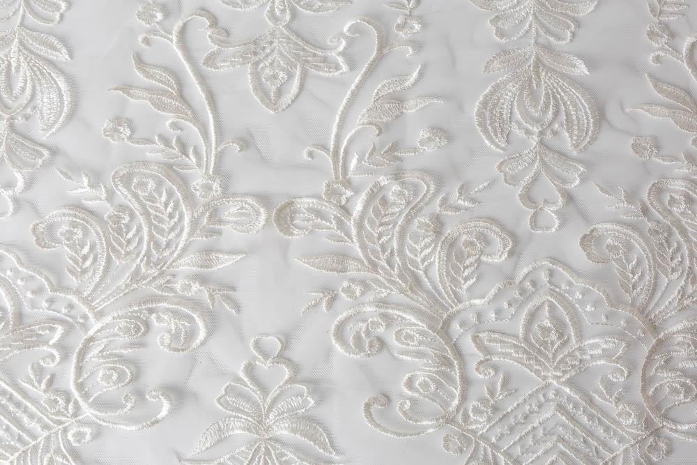 Tecido Tulle Victorian Bloom - Pétalas